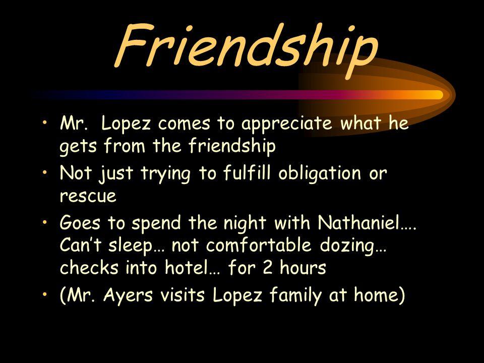 Friendship Mr.