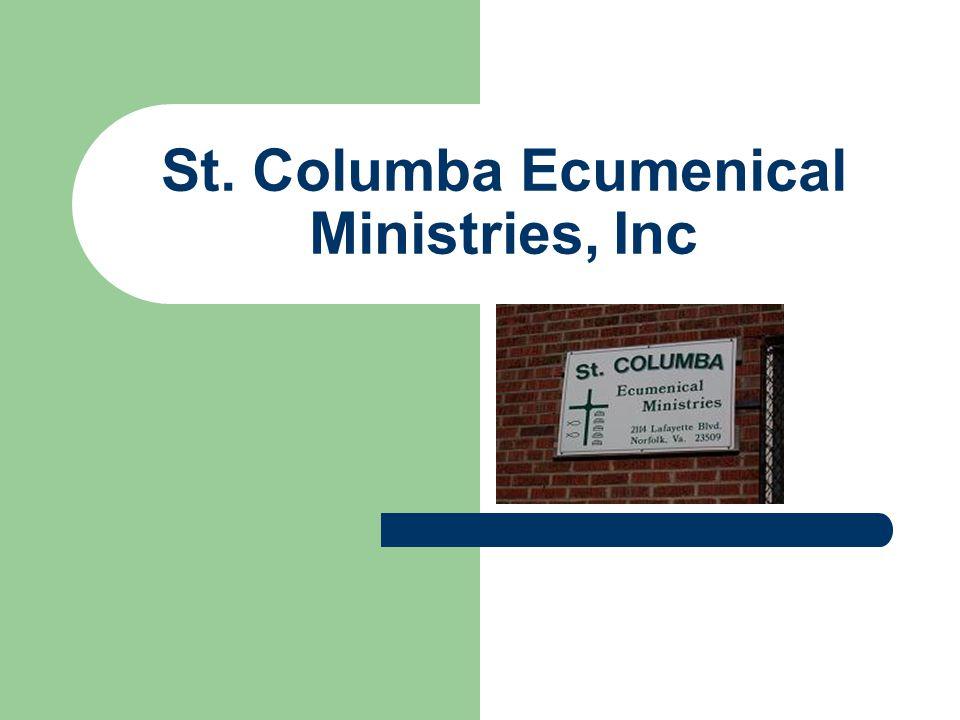 St. Columba Ecumenical Ministries, Inc