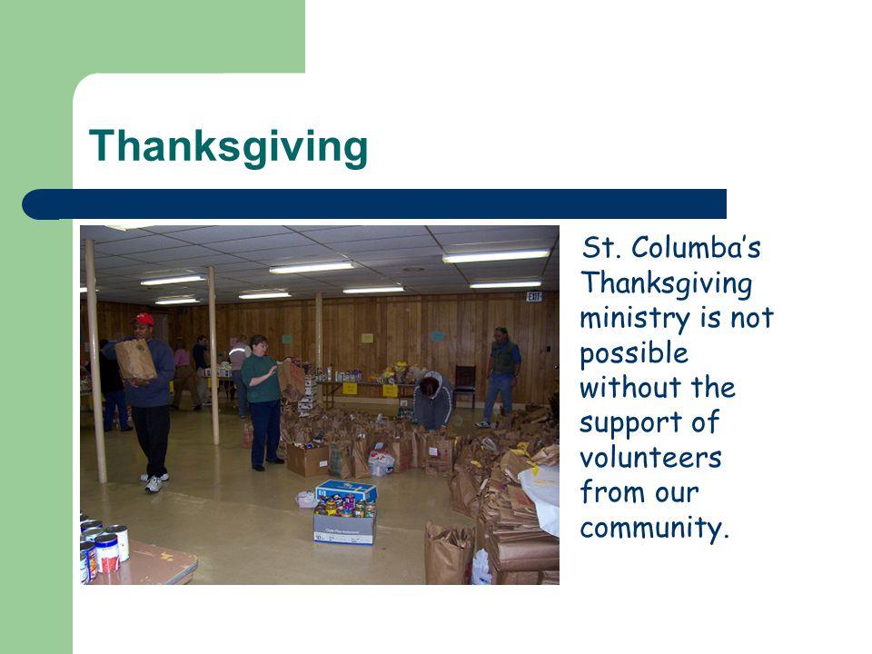 Thanksgiving St.
