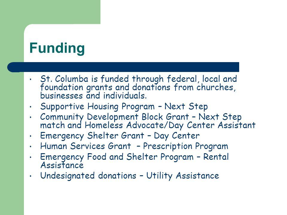Funding St.