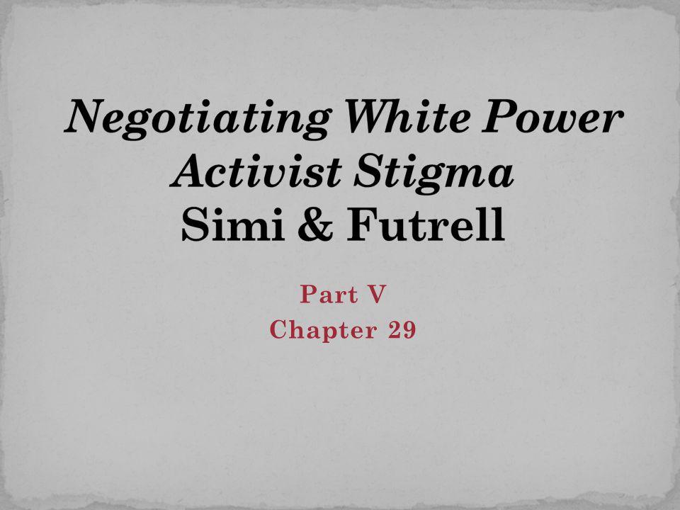 Part V Chapter 29