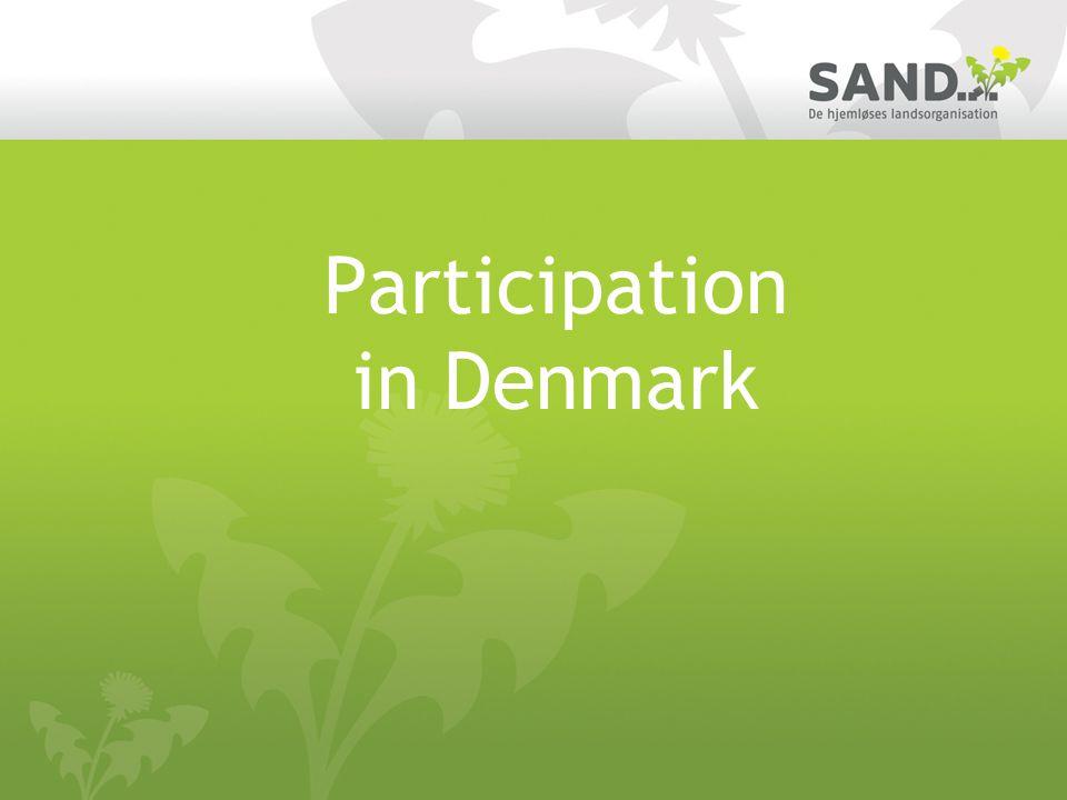 Participation in Denmark