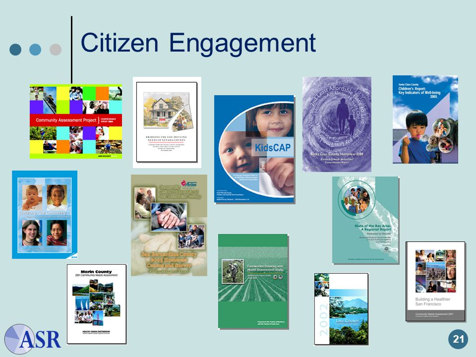 21 Citizen Engagement