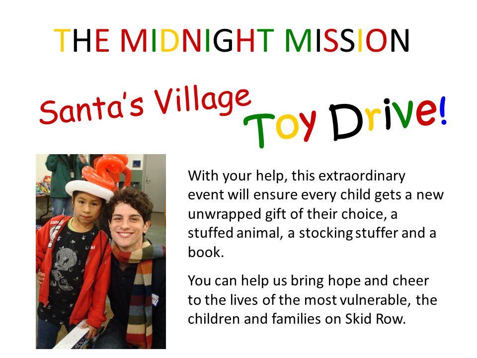 Toys arrive for sortingVolunteers decorate Santa s Village