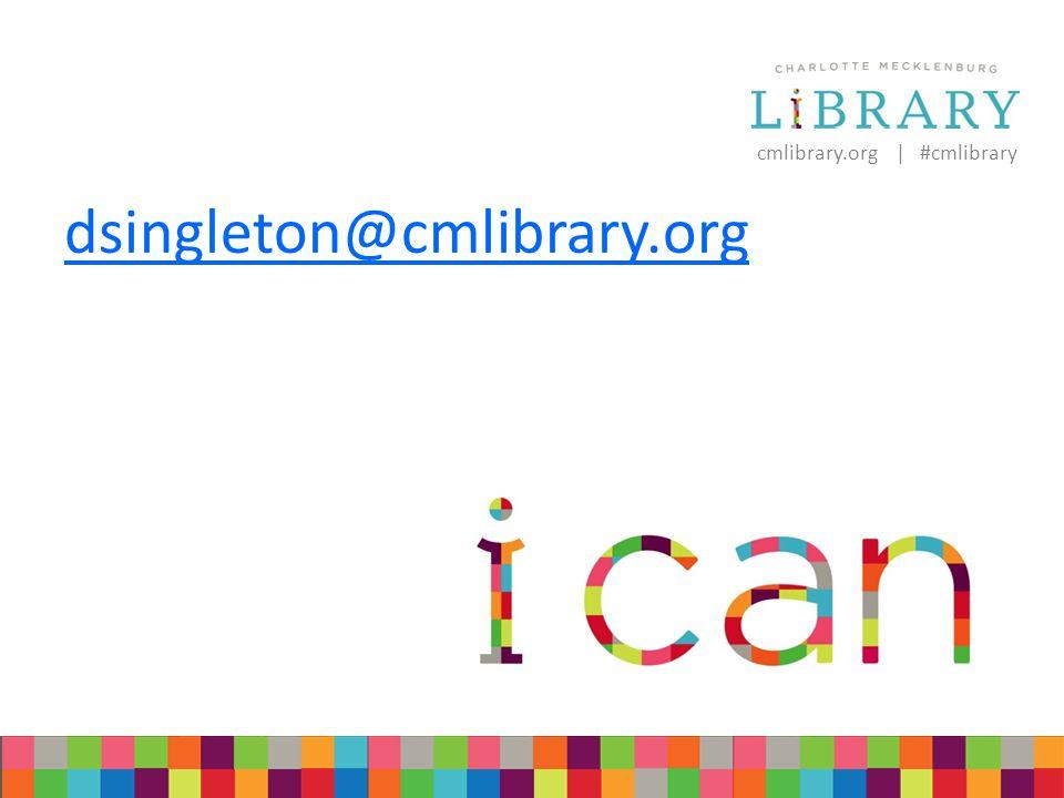 dsingleton@cmlibrary.org