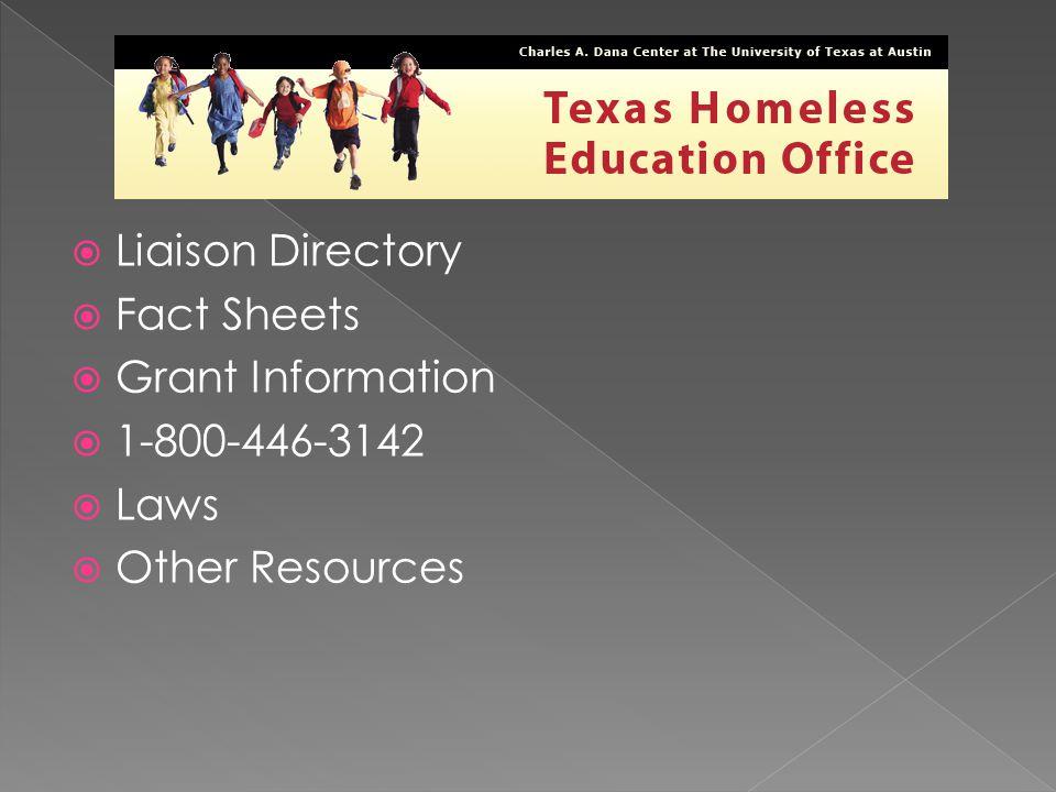 Educating Unaccompanied and Homeless Youth  Tex.Fam.