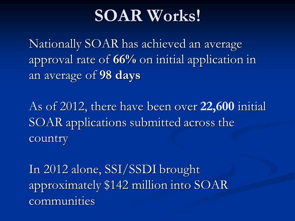 SOAR Works.
