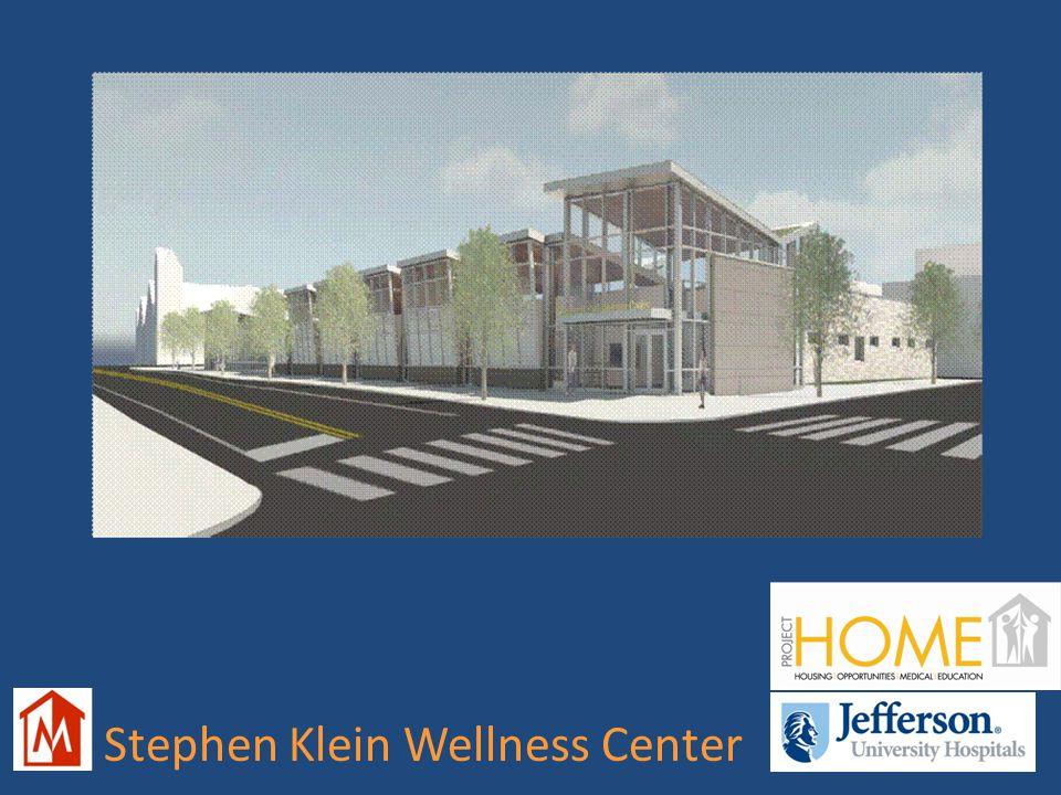 Stephen Klein Wellness Center