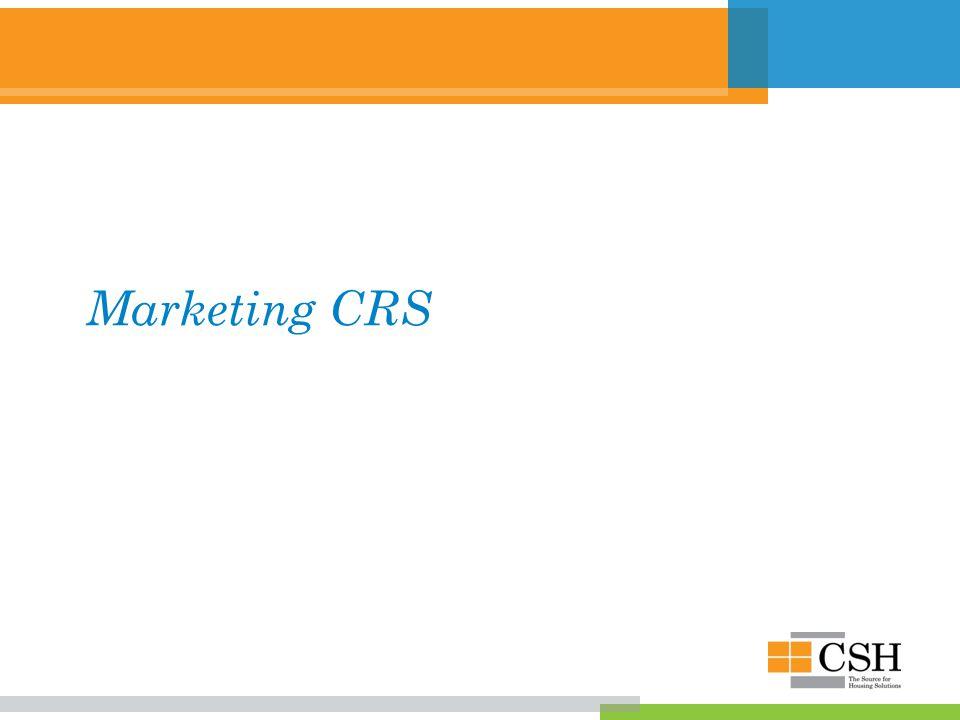 Marketing CRS