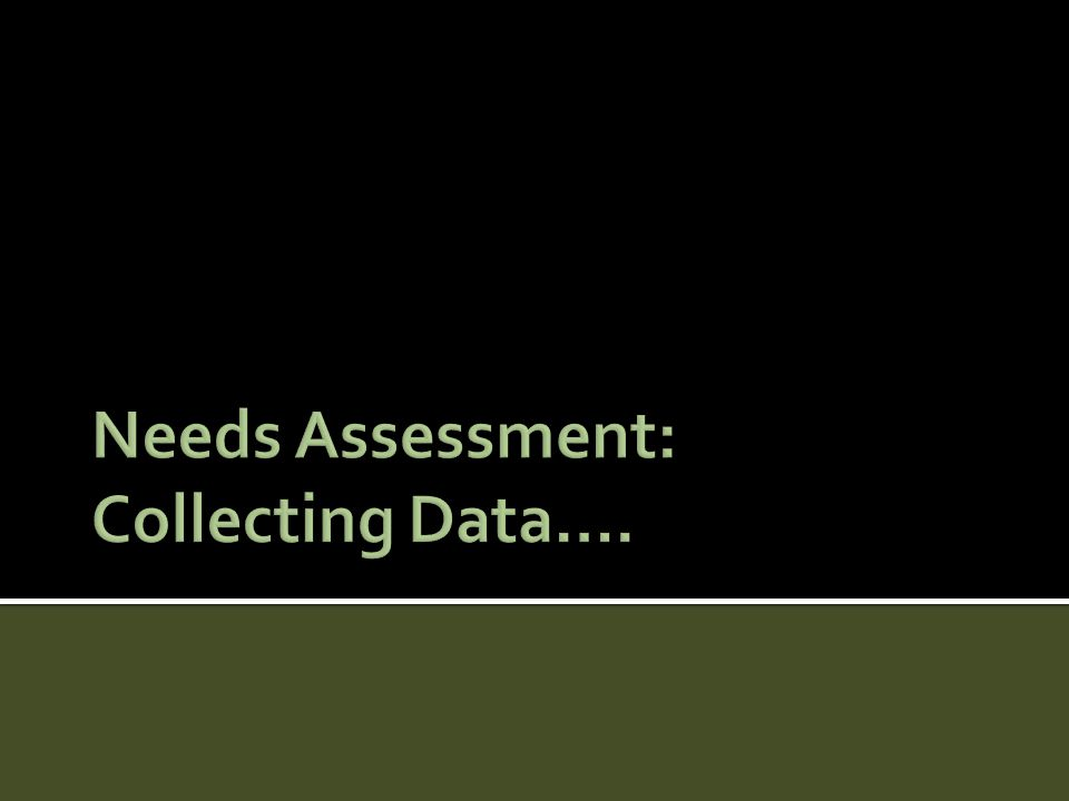  HMIS (Homeless Management Information System)  System-wide information over time  Captures characteristics, service needs, and history of those experiencing homelessness  Point in Time Survey  Demographics, employment history, mental health status  Can identify service needs