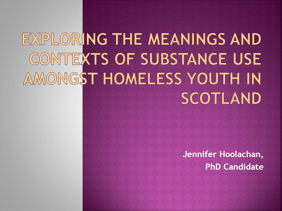 Jennifer Hoolachan, PhD Candidate