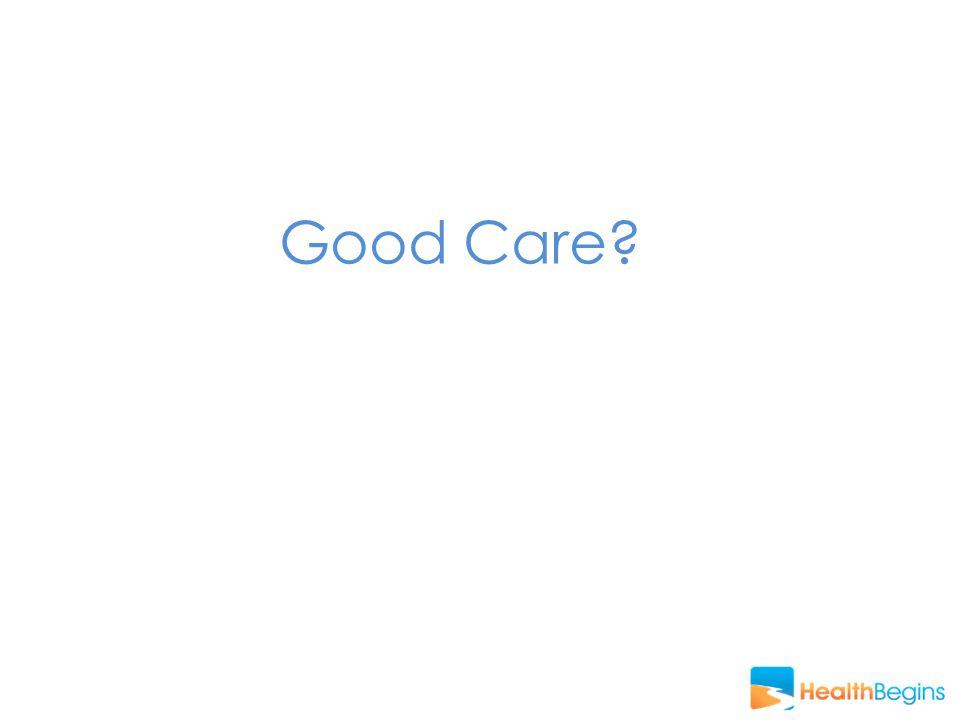 Good Care?