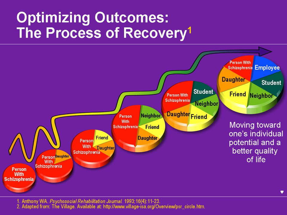 Optimizing Outcomes: The Process of Recovery 1