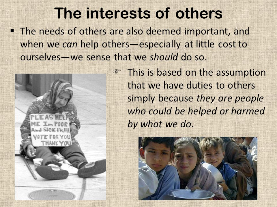 Ethical Egoism  Ethical egoism is the radical idea that the principle of self-interest accounts for all of one's moral obligations.