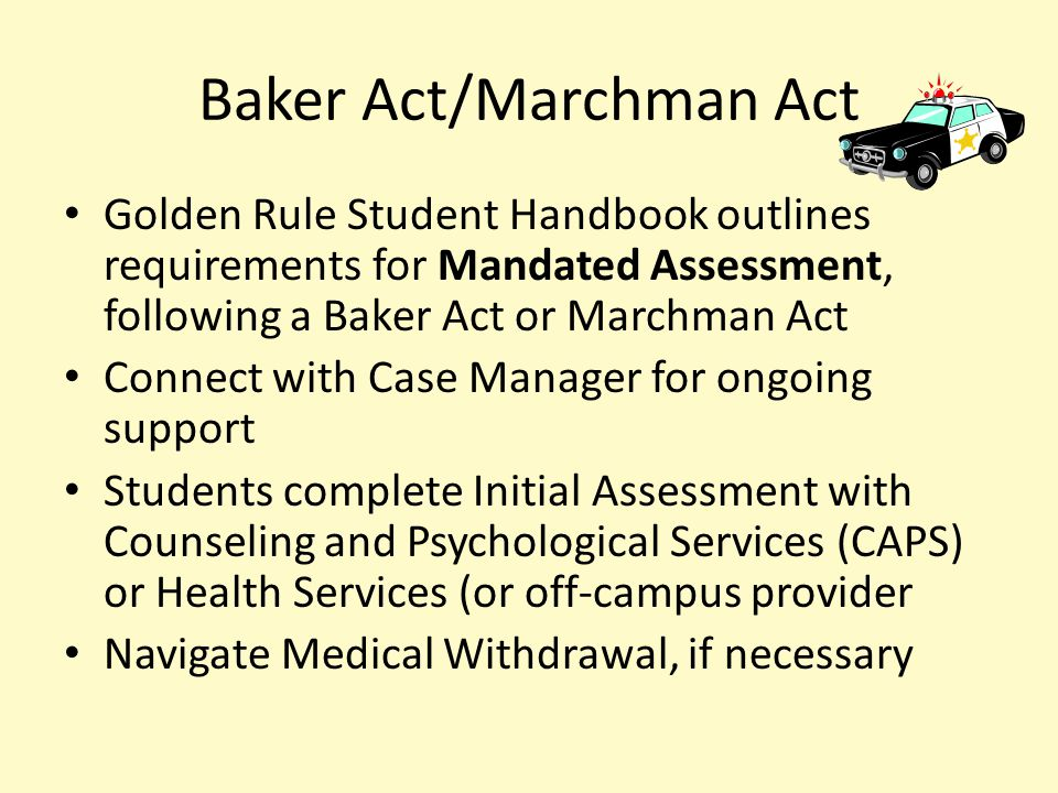 Partnerships with CAPS CAPS: 3 case managers Release forms for CMT Mandated Assessment Ongoing care provided by both areas Referrals from CAPS on a walk-in basis