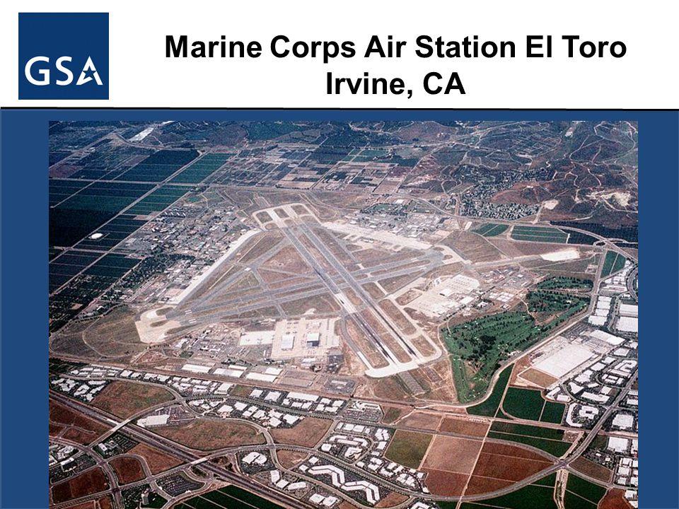 Marine Corps Air Station El Toro Irvine, CA 15