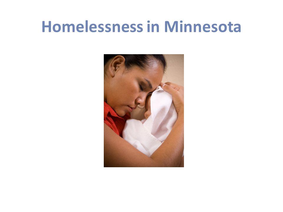 Homelessness in Minnesota