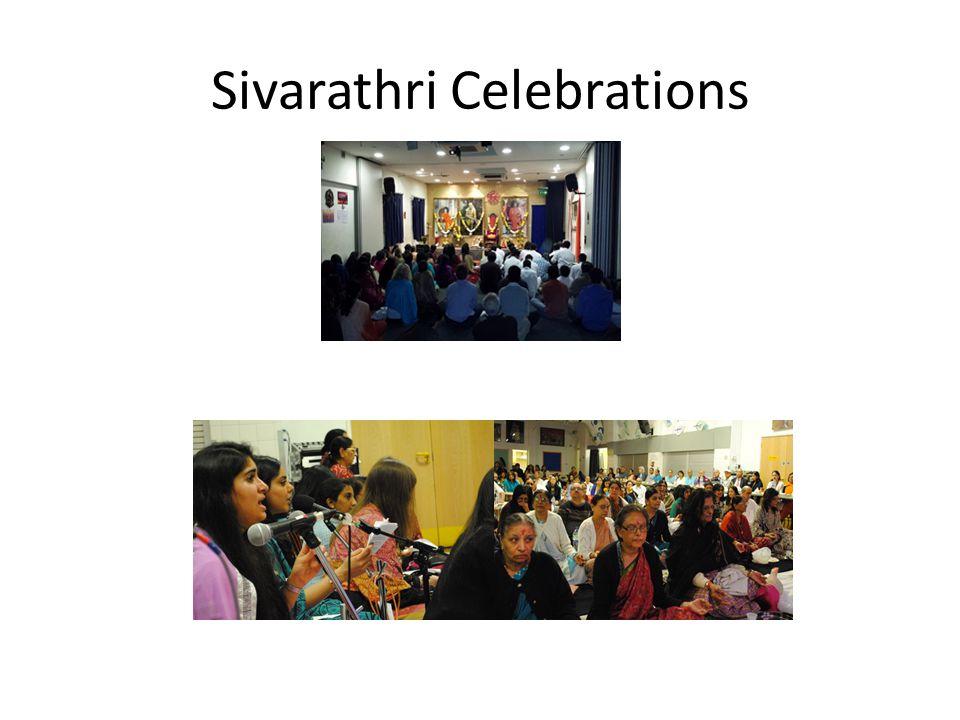 Sivarathri Celebrations