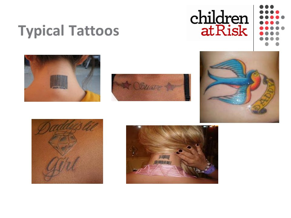 Typical Tattoos