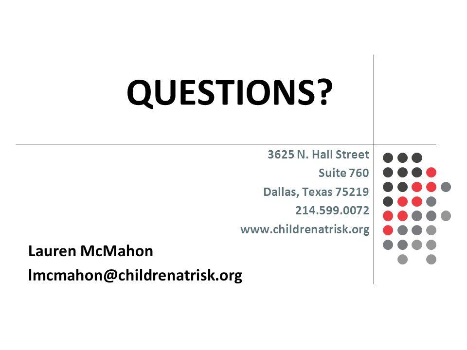 QUESTIONS. 3625 N.
