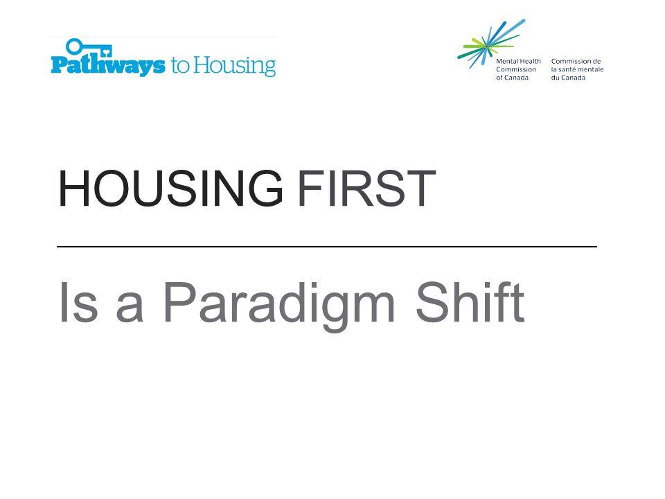 PATHWAYS HOUSING FIRST PROGRAM What is Program Fidelity.