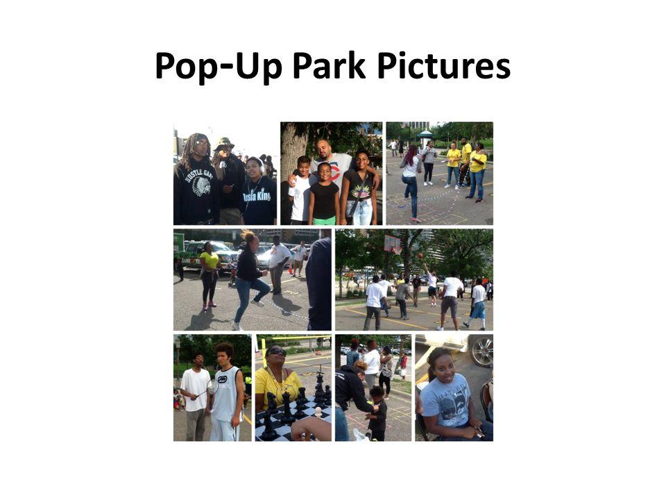 Pop - Up Park Pictures