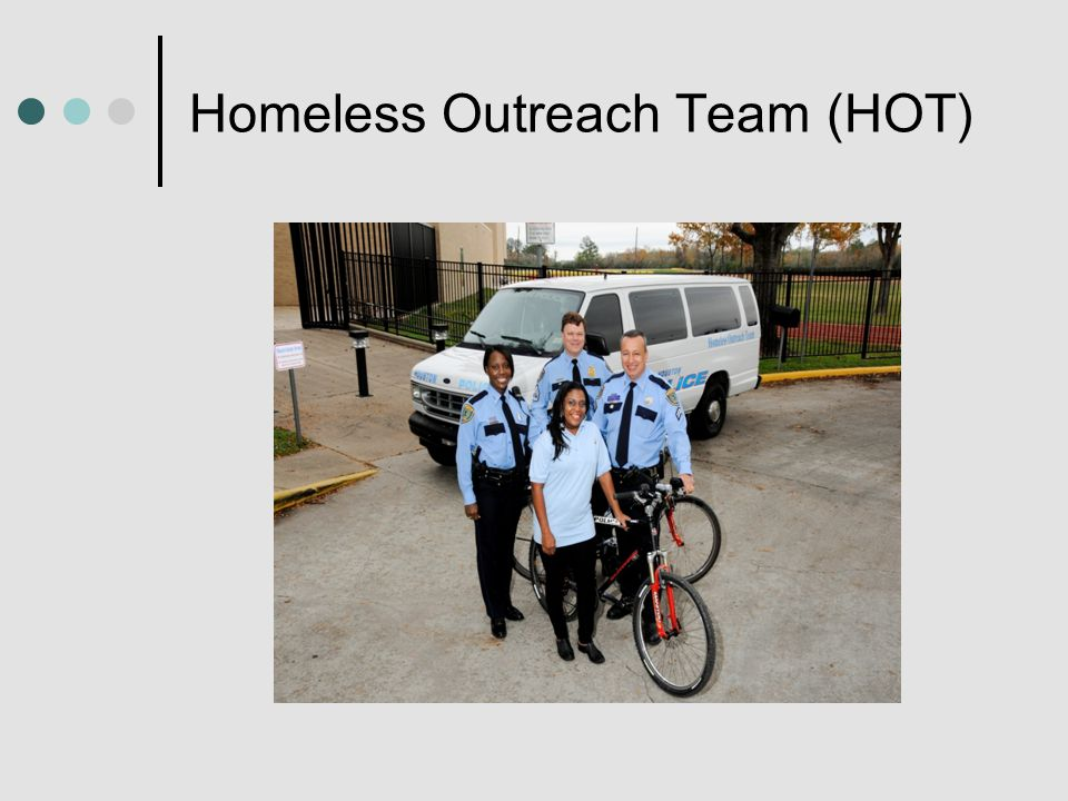 Homeless Outreach Team (HOT)