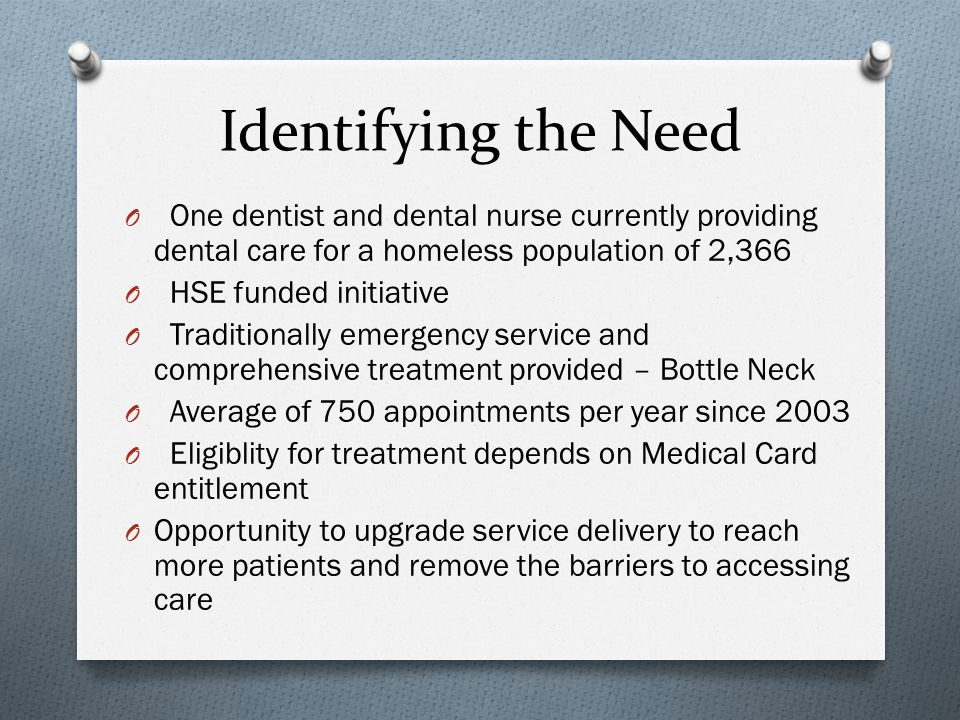 Figure 2:Referral outcomes with GDPs & CDT & Homeless Dental