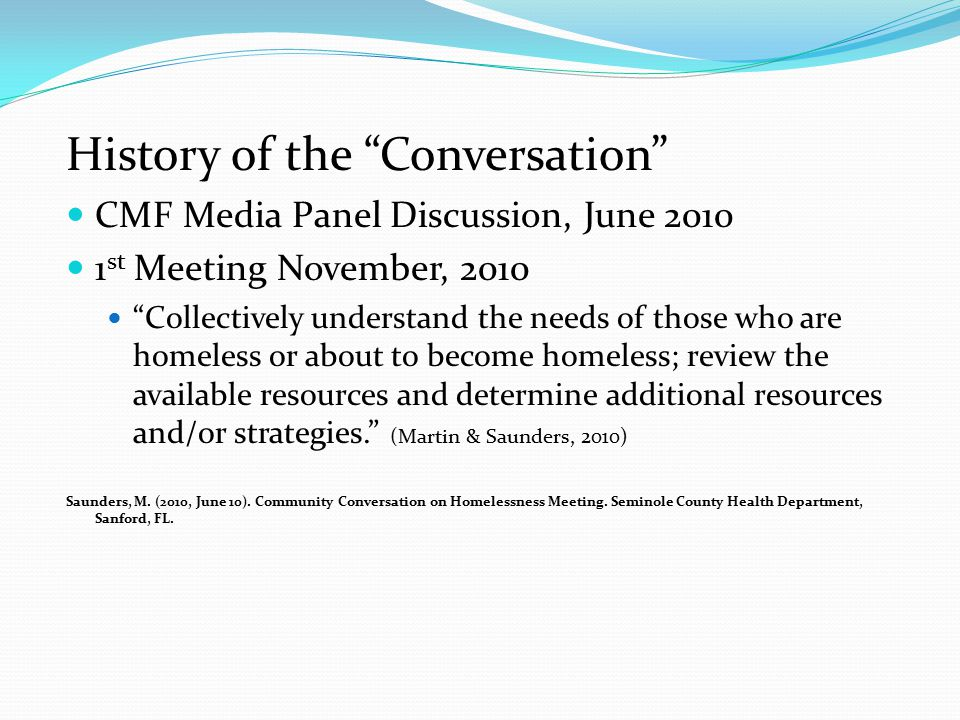 3 rd Meeting was May 2011.Issues include: 1. Coordination and Communication Among Agencies 2.