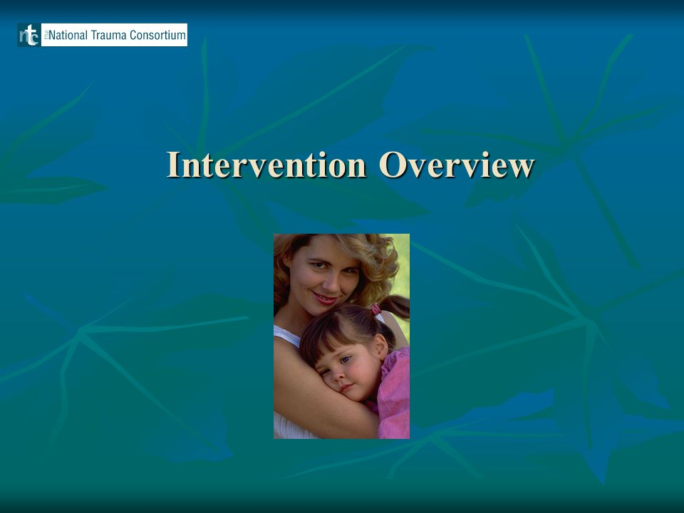 Intervention Overview