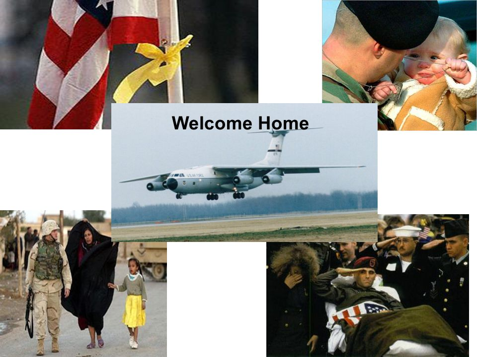 . Welcome Home