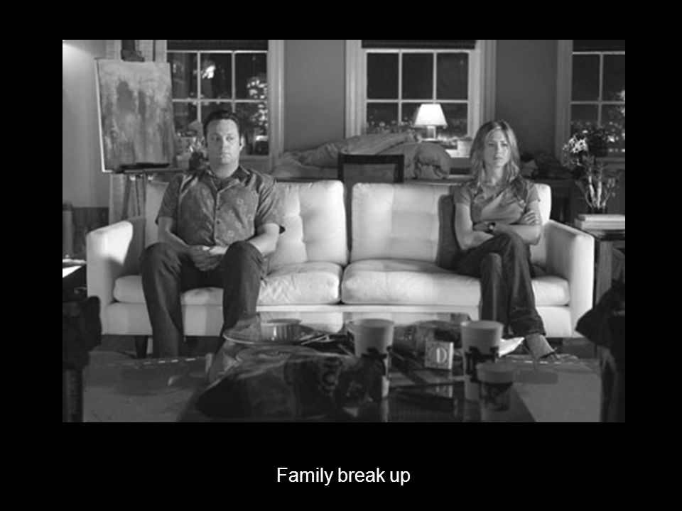Family break up