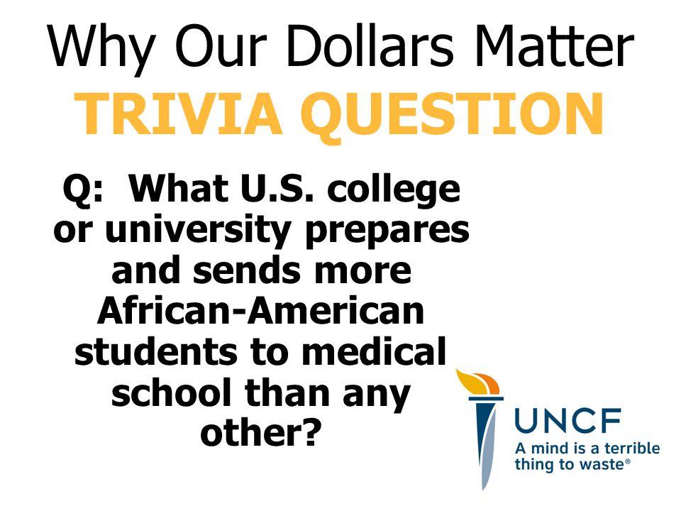 Q: What U.S.