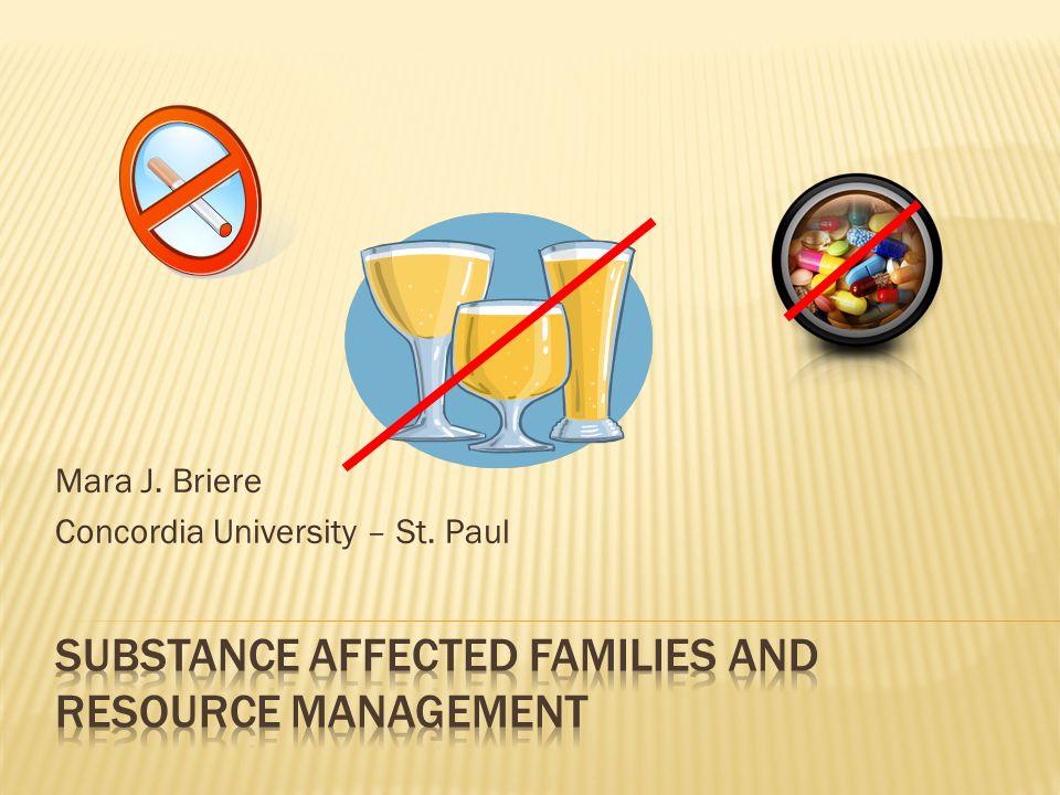 Mara J. Briere Concordia University – St. Paul