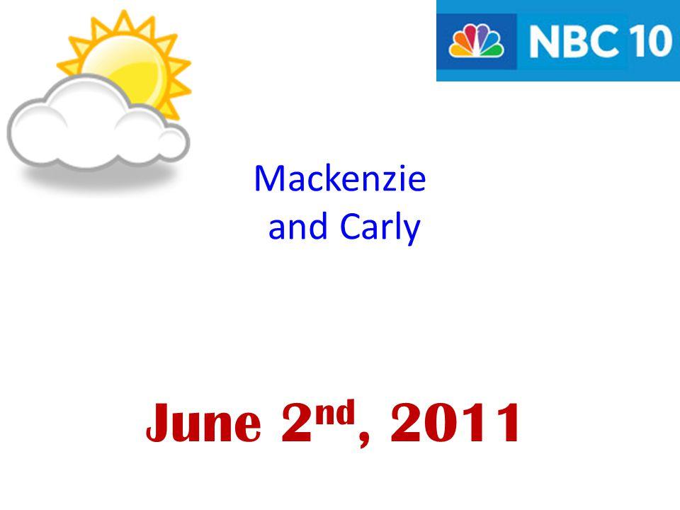 Mackenzie and Carly June 2 nd, 2011
