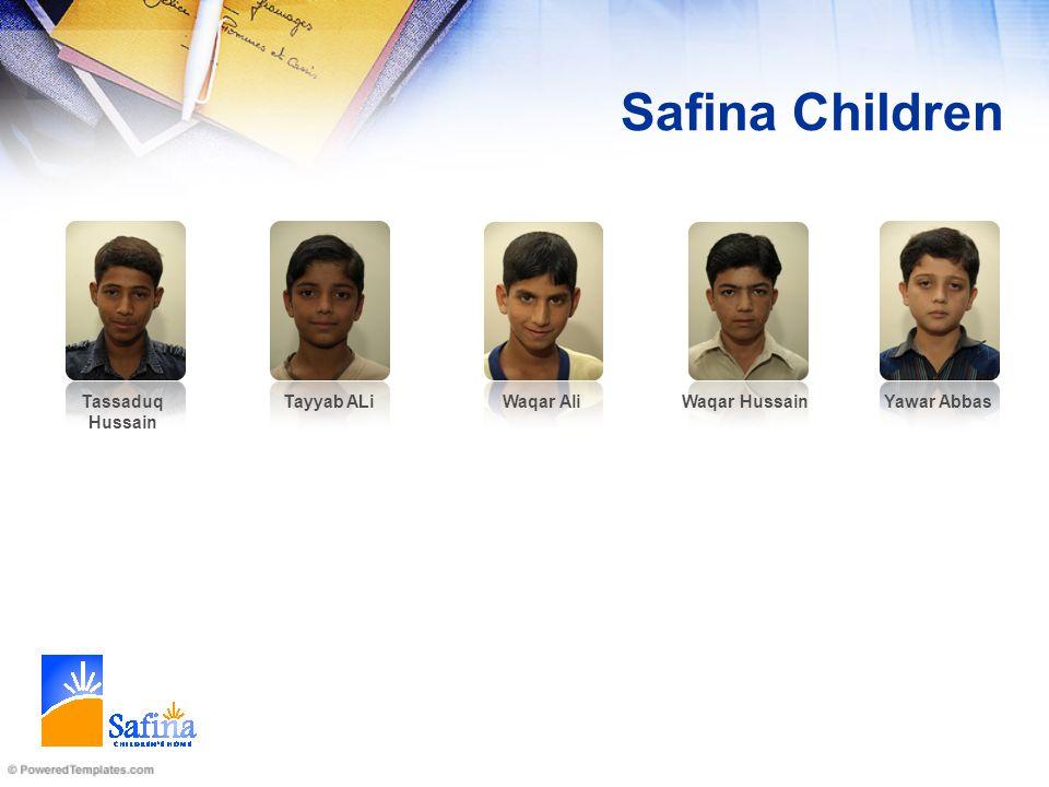 Safina Children Tassaduq Hussain Tayyab ALiWaqar AliWaqar HussainYawar Abbas
