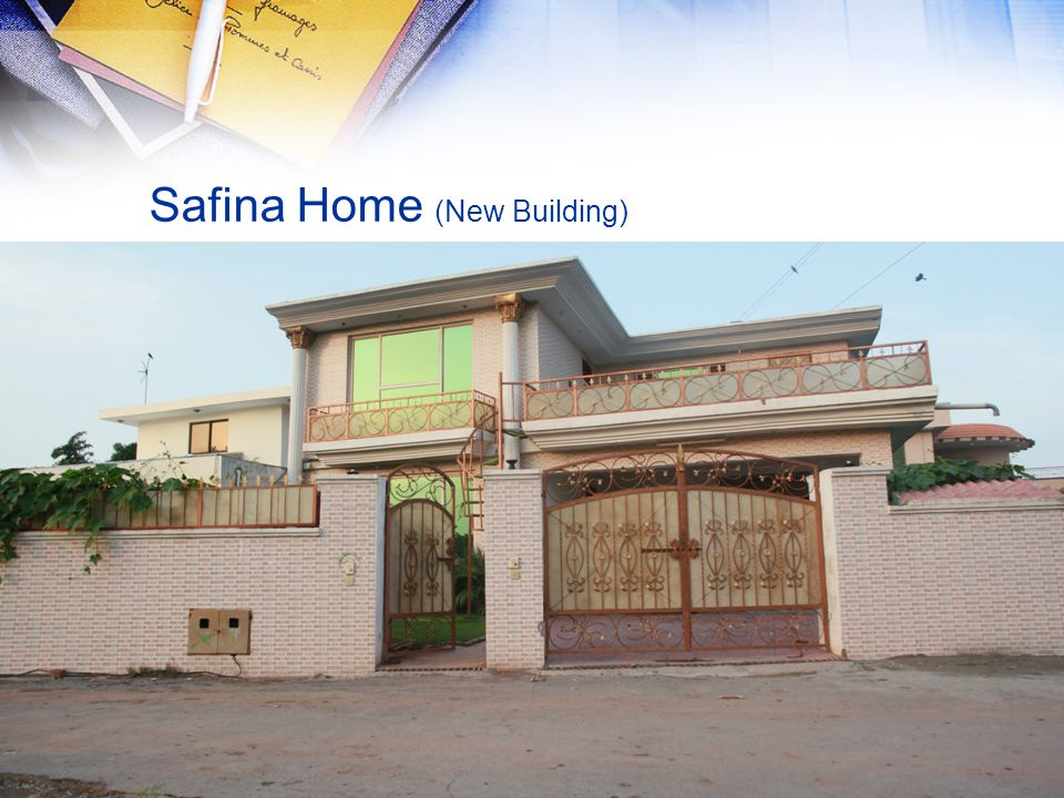 Safina Home (New Building)