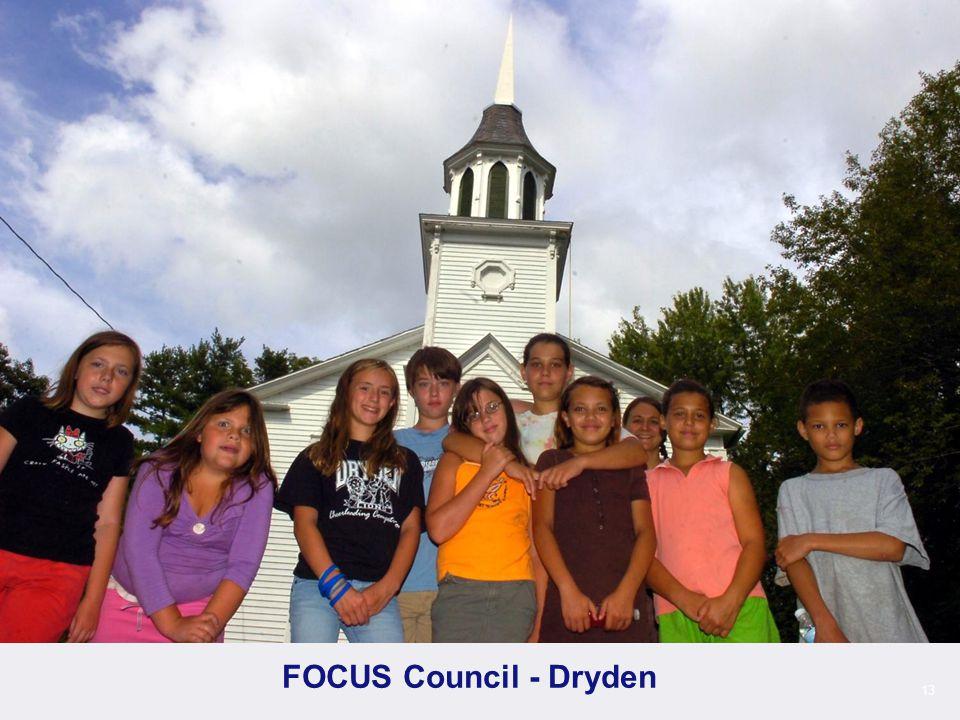13 FOCUS Council - Dryden