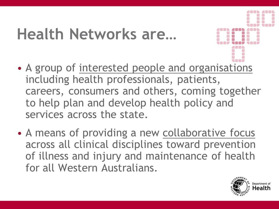 Partnerships Partnerships established through EAG members e.g.
