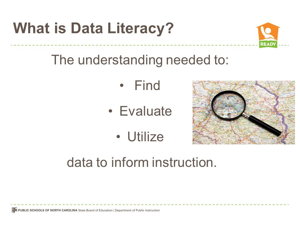 What is Data Literacy.