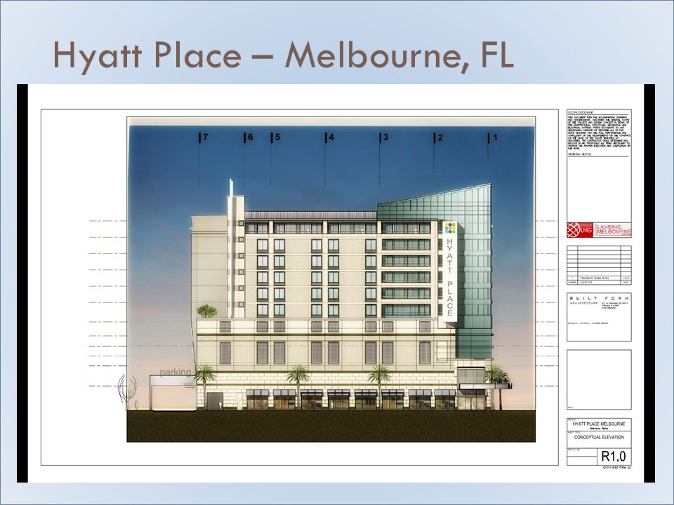 Hyatt Place – Melbourne, FL