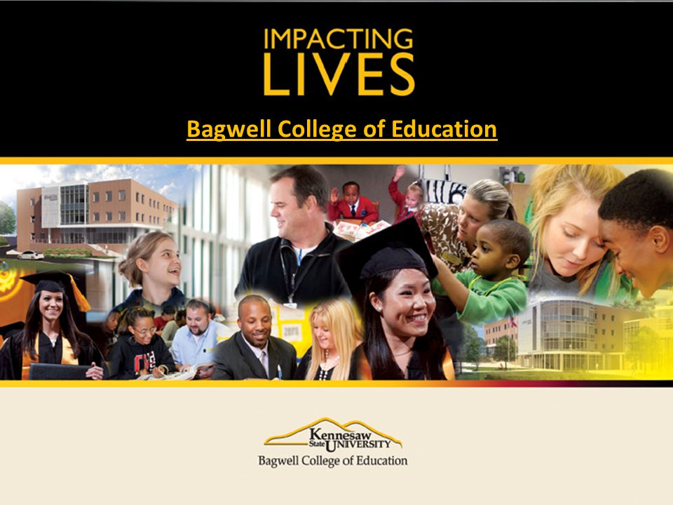 Bagwell College of Education
