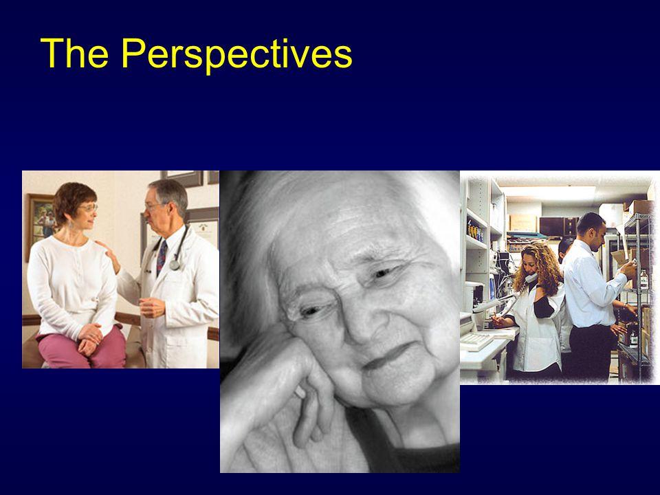 Pharmacy perspective
