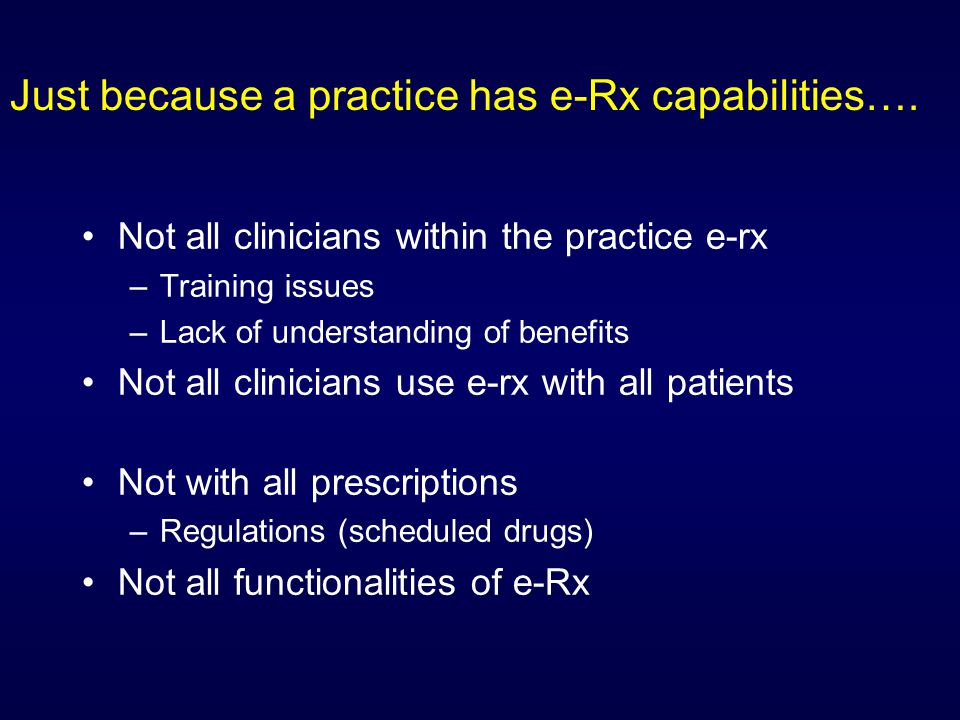 Pharmacist perceptions RUPP M, JACKSON T.