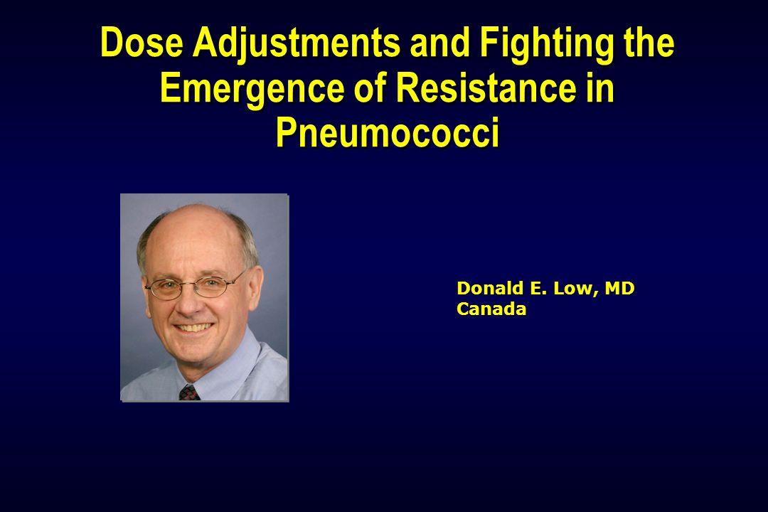 Relationship between increased levofloxacin use and decreased susceptibility of S.