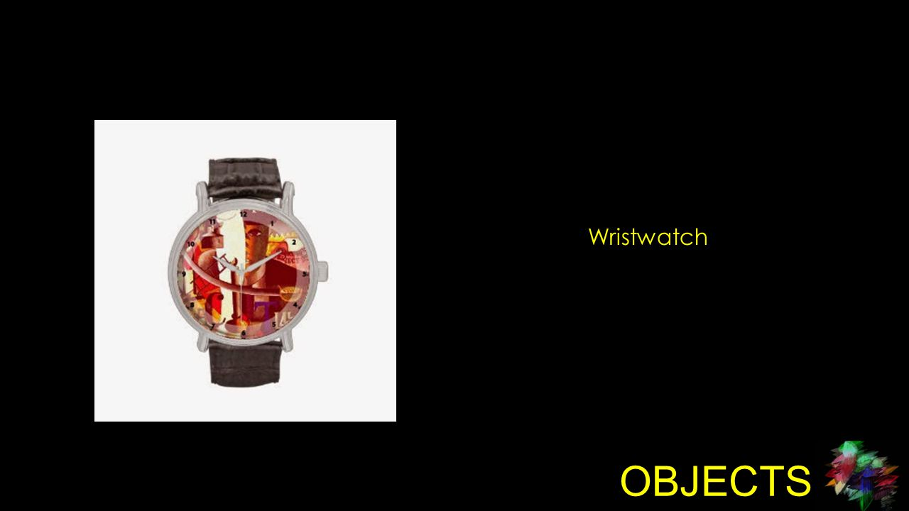 OBJECTS Wristwatch