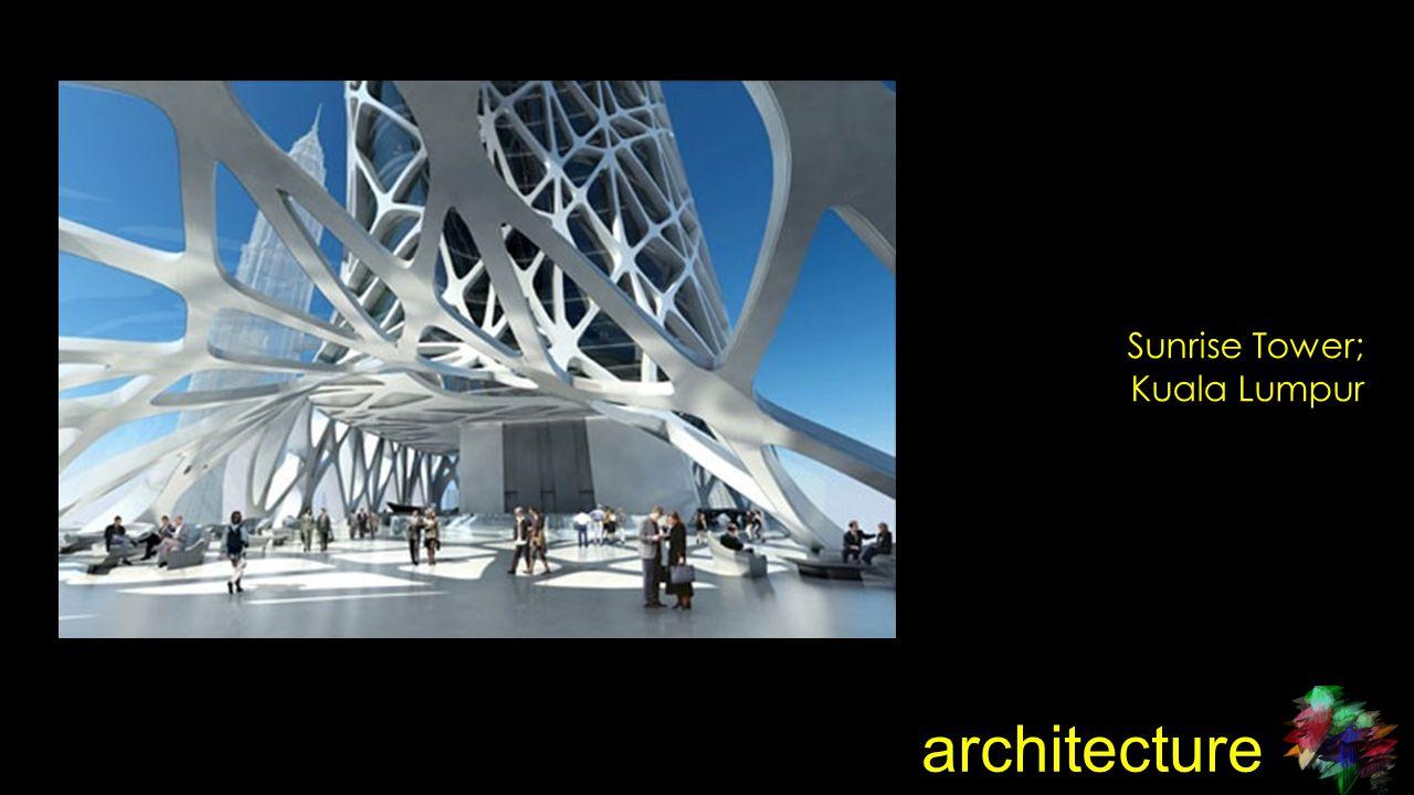 architecture Sunrise Tower; Kuala Lumpur