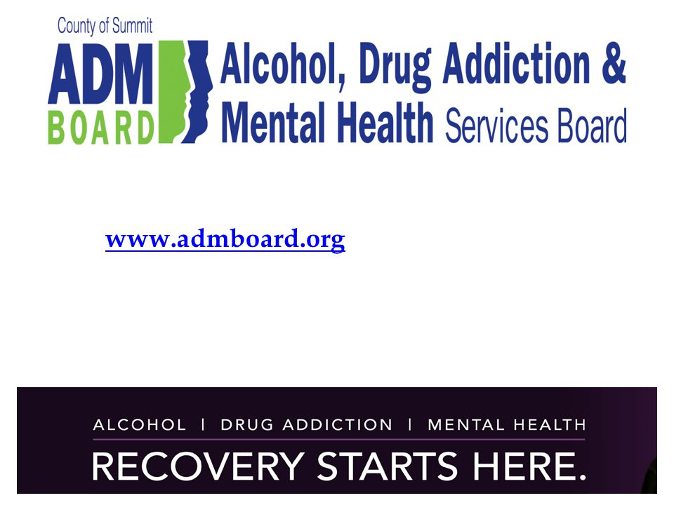 For more information check out: www.admboard.orgwww.admboard.org or call 330.762.3500 Find us on Facebook : SummitADMBoard