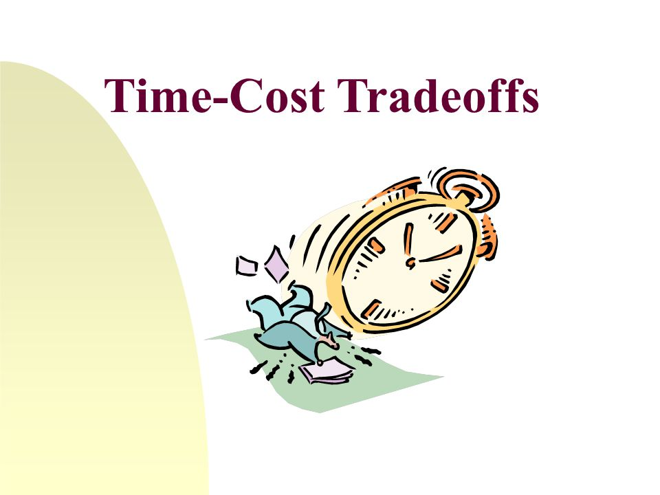 Lot-Sizing Decisions in Projects To minimize holding costs, only place orders at Late Starting Times Can never reduce holding costs by delaying projec