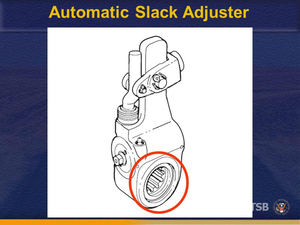 Automatic Slack Adjuster
